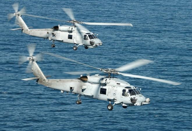 Royal Australian Navy Bullish on New MH-60R Helos