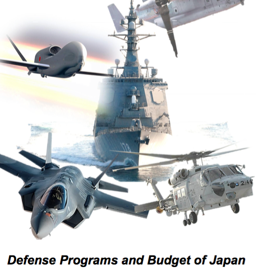 Document: Japan's 2016 Defense Budget Request