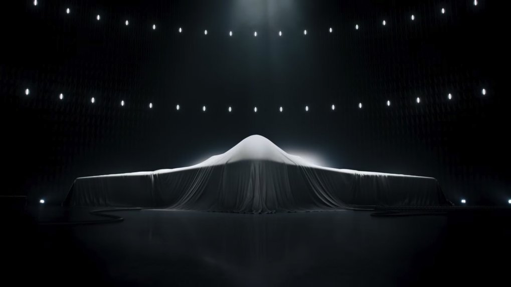 A still from a Northrop Grumman advertisement. Northrop Grumman Image