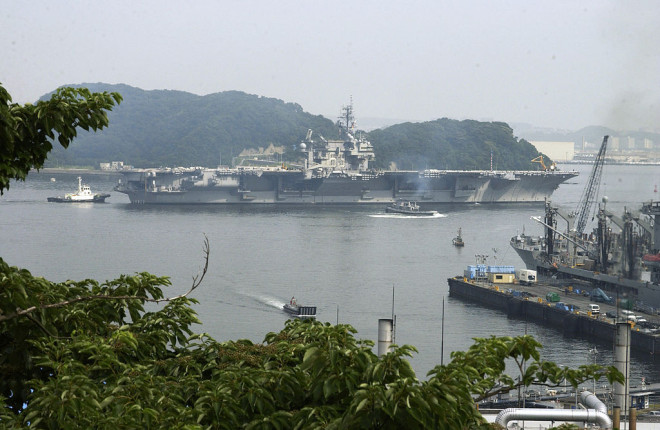 Sale of Last Conventional Supercarriers Deals Final Blow To Museum Hopes