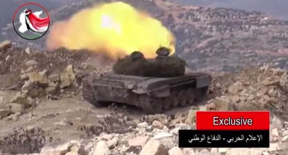 essay russia s military role in syria usni news screen grab from syrian state television