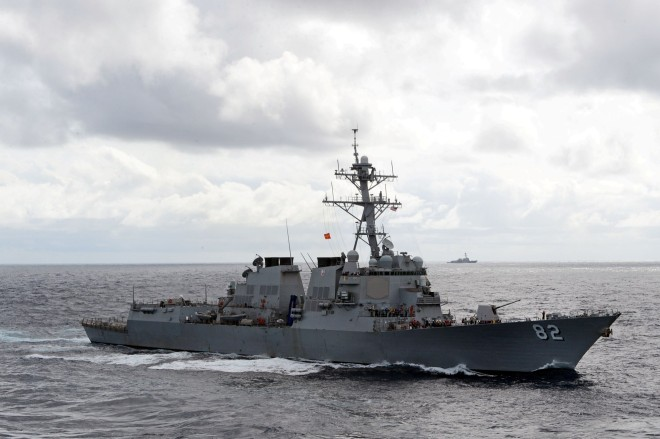 SECDEF Carter Clarifies South China Sea Freedom of Navigation Operation in Letter to McCain