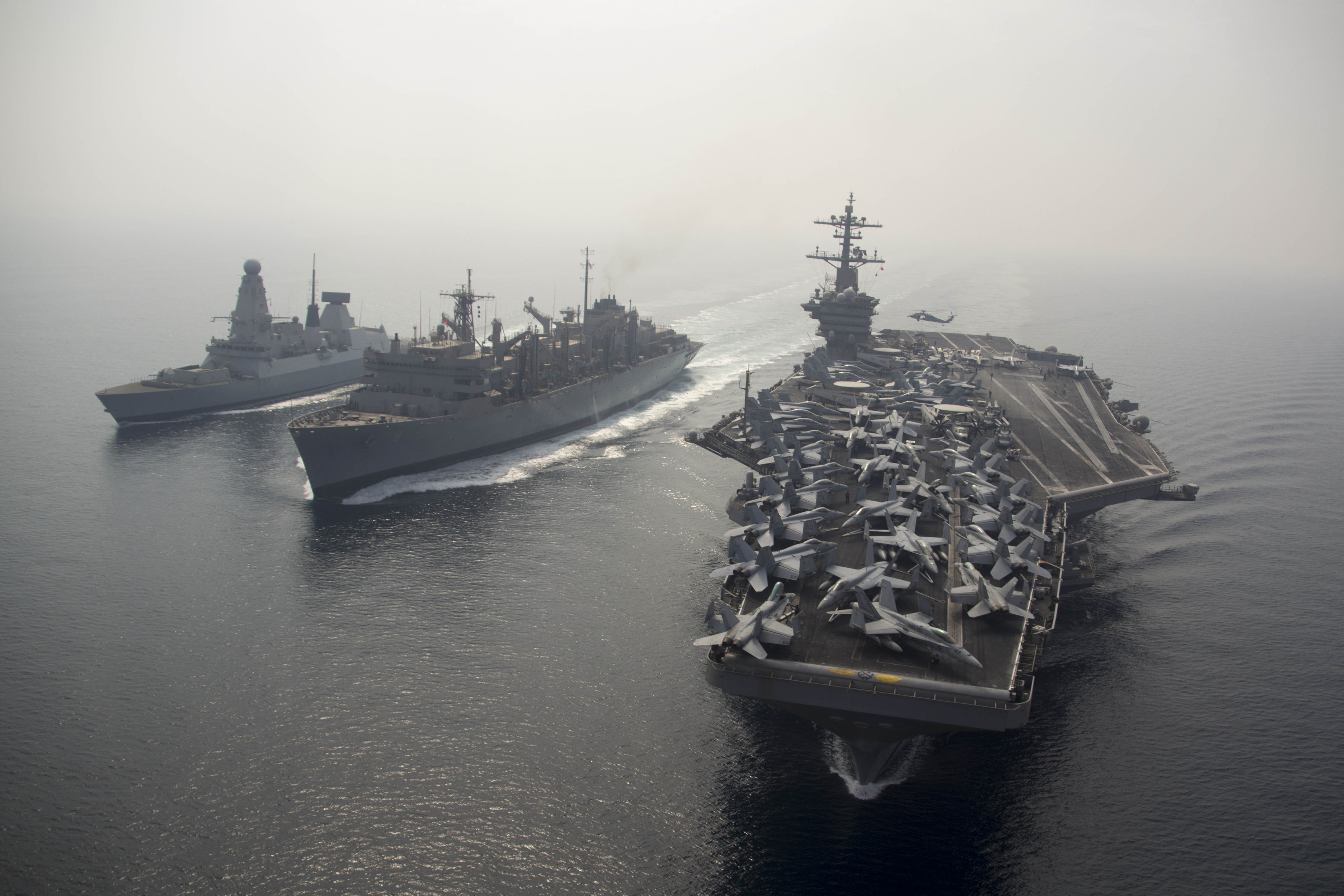 Carrier USS Theodore Roosevelt to Arrive in New San Diego ...