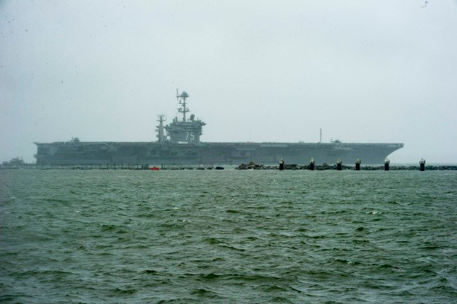 Carrier USS Harry S. Truman to Deploy to Middle East on Monday