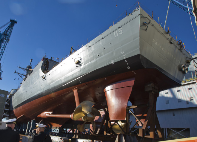 Shipbuilders Want Predictable Budgets, Multi-Year Deals to Build the U.S. Navy's 355 Ship Fleet