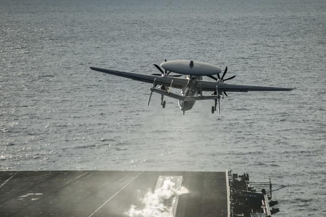 Video: Flight Operations on USS Harry S. Truman