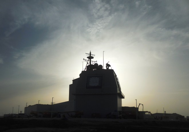 Ambassador: Aegis Ashore Program Focused on Rogue States, Not Russia