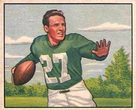 Clyde Scott 1950 Bowman