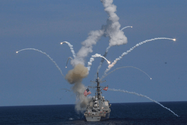 Top Stories 2015: U.S. Navy Operations