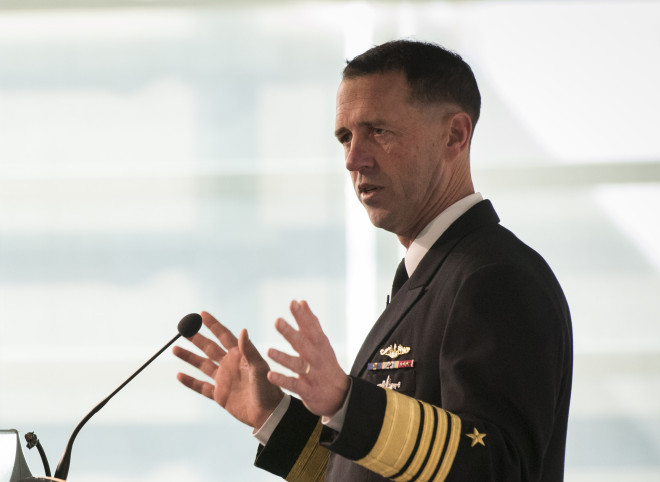 Document: CNO Richardson's New U.S. Navy Guidance