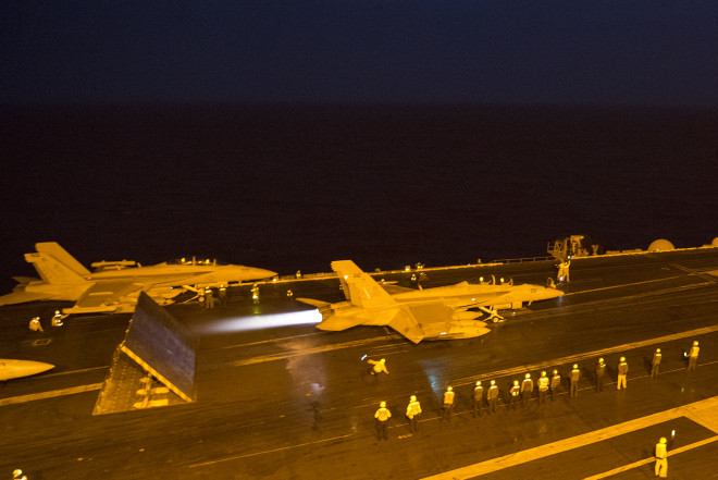 DoD, Navy: U.S. 5th Fleet Operations Not Affected By Regional Tensions