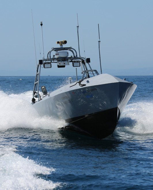 U.S. Navy, Textron to Weaponize Unmanned Craft for Surface Warfare