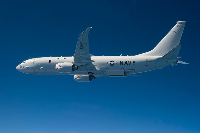 U.K., U.S. Sign P-8A Poseidon Agreement