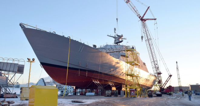 UPDATED: Pentagon Requests Just 1 Littoral Combat Ship in FY 2018 Budget Despite Navy's Industrial Base Concerns