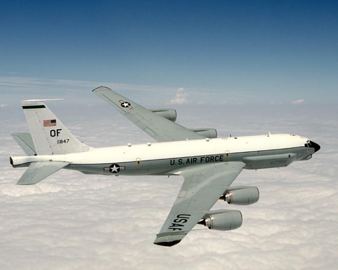 Pentagon: Russian Fighter Conducted 'Unsafe' Intercept of U.S. Recon Plane Over Black Sea