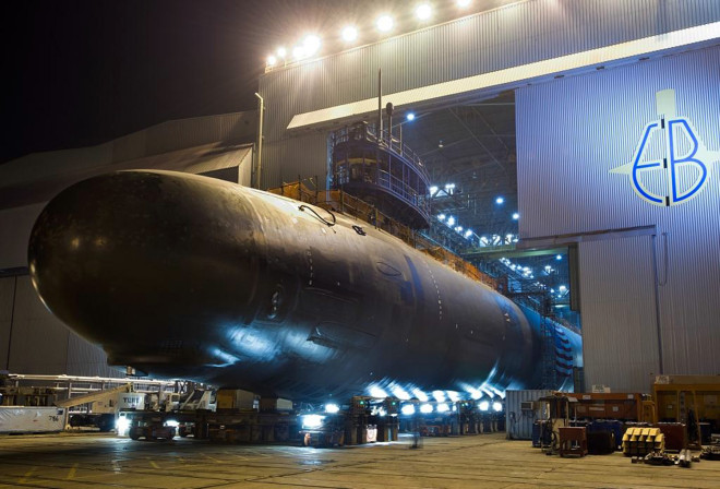 General Dynamic Electric Boat To Invest $852M to Expand Groton Shipyard