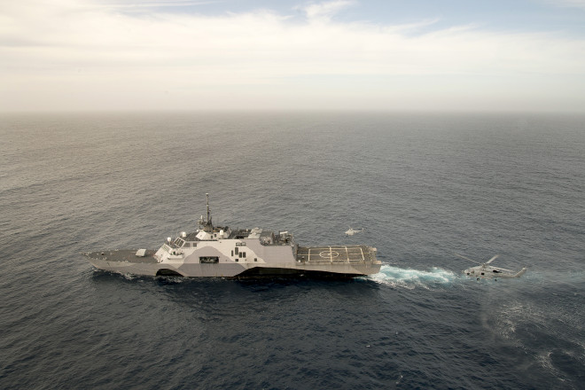 Opinion: LCS Ready Today to Support Tomorrow's Automated Warfare Systems