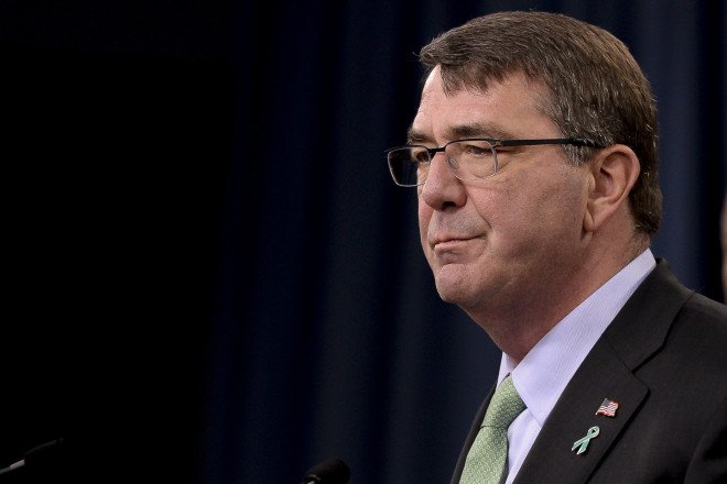 Document: SECDEF Ash Carter's Pentagon Transition Memo Following Trump Election