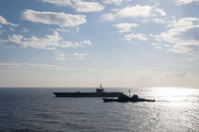 WEST: Navy Wants Congressional Mandate Preventing Decommissioning Modernized Cruisers