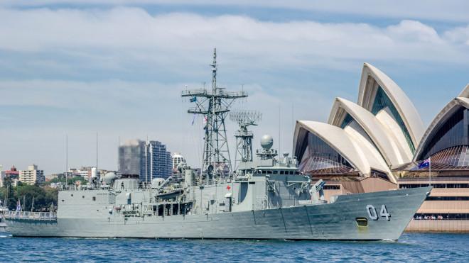 New Australian Long Range Defense Plan Has Maritime Emphasis