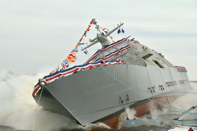 Navy Establishes LCS Review Team To Look At Manning, Operations As Fleet Grows