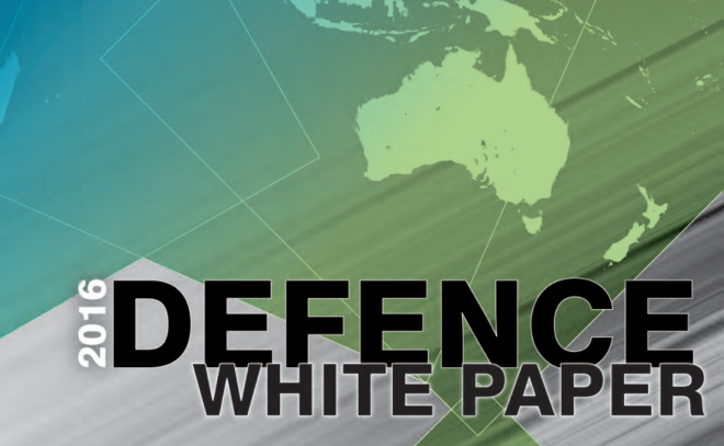 Document: 2016 Australia Defense White Paper