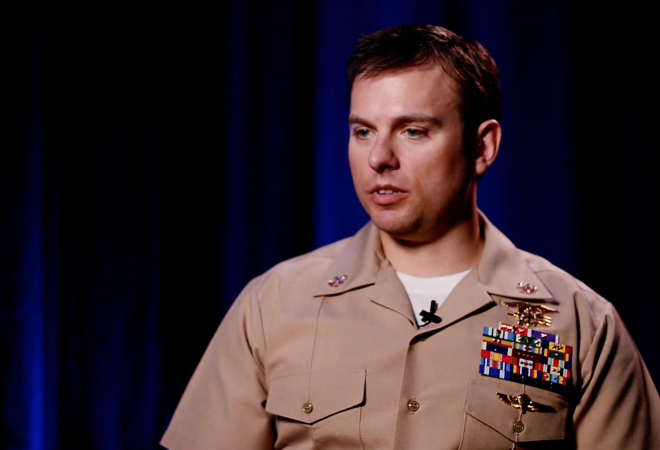 Video: Medal of Honor SEAL Byers Tells His Story