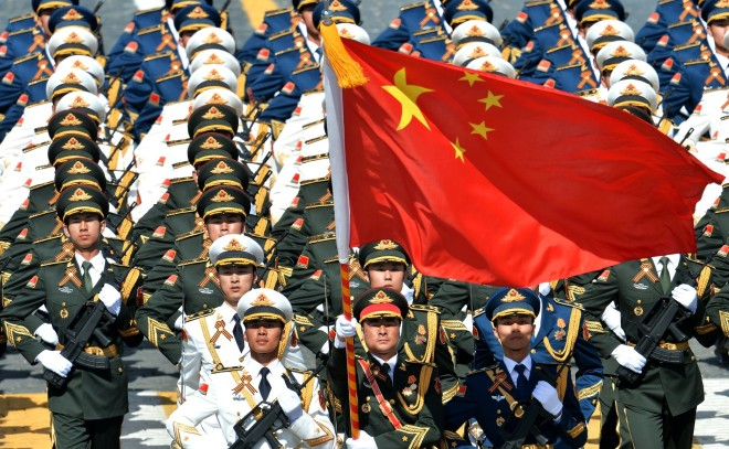 Document: Japanese Analysis of Chinese Strategic, Military Trends