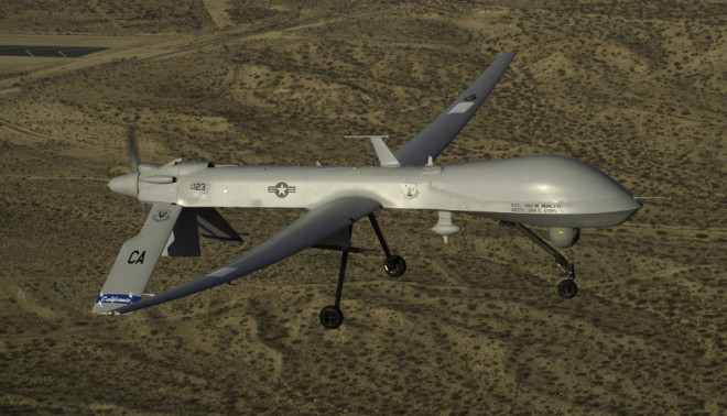 Document: Pentagon Inspector General Report on Use of Military UAVs Over the U.S.