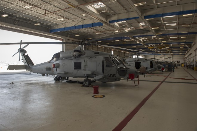 Lawmakers: Backlog Of Facilities Improvement Projects Affecting Fleet Readiness
