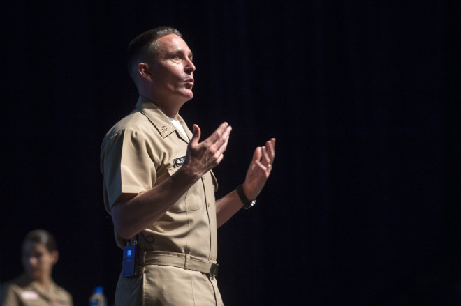 MCPON Stevens Announces Retirement
