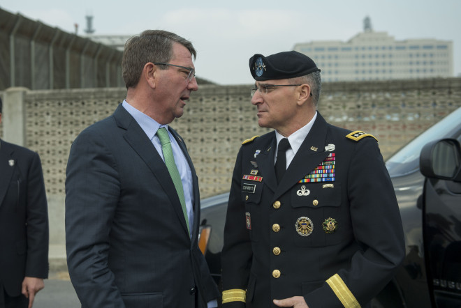 Scaparrotti Selected To Serve As Next NATO Supreme Allied Commander, EUCOM Commander