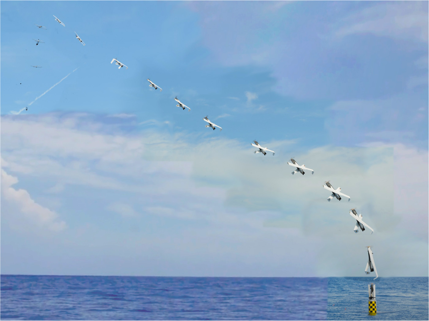 NRL's XFC Sea Robin demonstration in August 2013. US Navy Photo