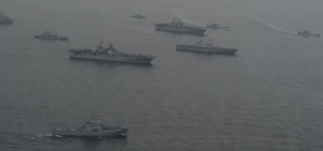 Video: U.S, Korean Navies Assemble for Ssang Yong 2016 Amphibious Exercise