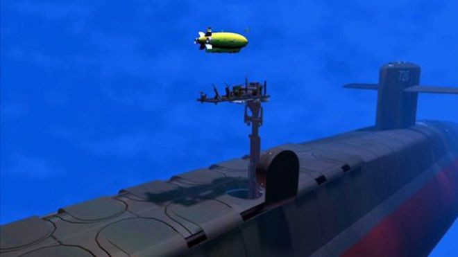 Document: U.S. Navy's Autonomous Undersea Vehicle Report
