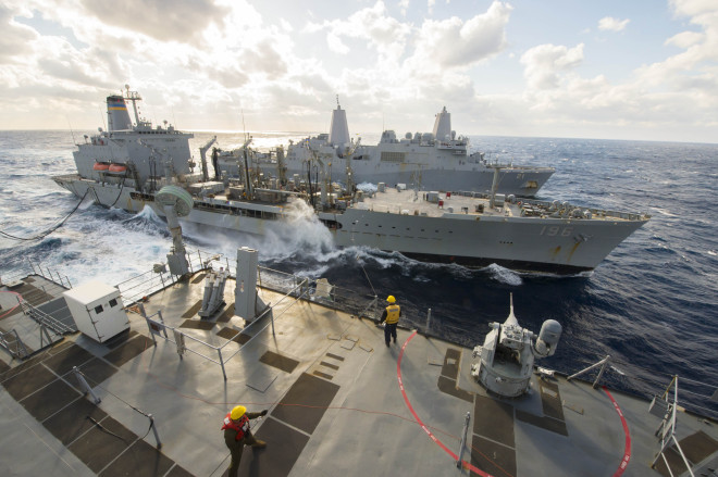 Report to Congress on Military Sealift Readiness