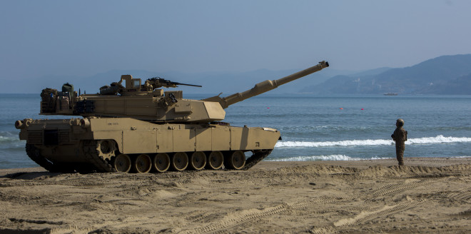 Document: Report on Marine Corps, Army Tank Protection Efforts