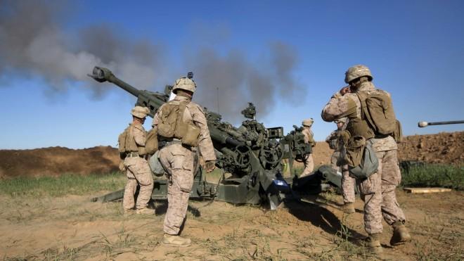 Kearsarge ARG, 26th MEU Return to East Coast; Artillery Detachment Remains in Iraq