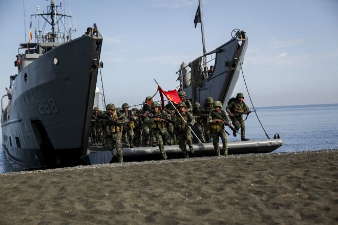 The Philippines at Forefront of New Pentagon Maritime Security Initiative