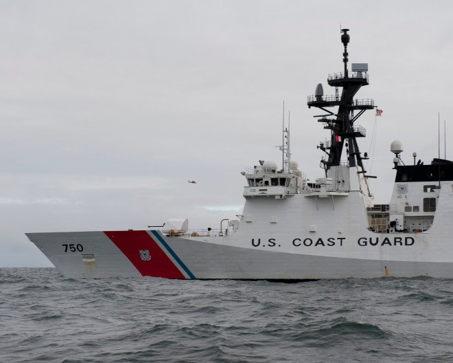 With Additional Planning, Safety Measures, Coast Guard Stays On Far-North Missions During COVID-19