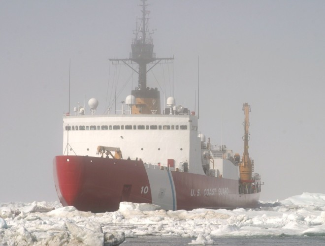 Report to Congress on Coast Guard Icebreaker Program