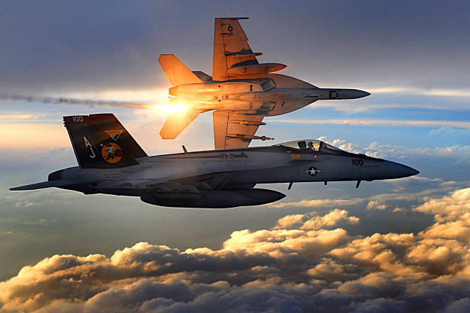 House Appropriators Would Fund 11 Ships, 24 Super Hornets in 2018 Bill