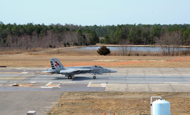 Advanced Arresting Gear Tests Delayed But Little Operational Impact Expected