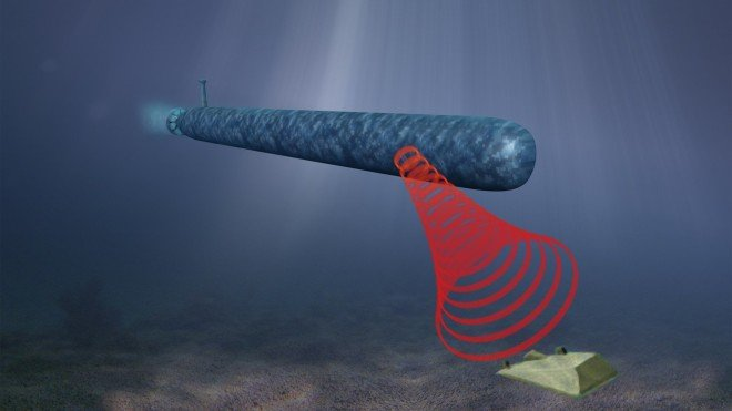 Navy's Knifefish Unmanned Mine Hunter Passes Sea Acceptance Testing