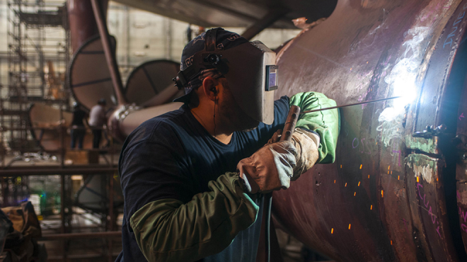 NAVSEA On 'Road to Recovery' To Rebuilding Naval Shipyard Workforce