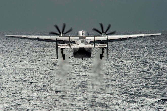 Navy Transition from C-2A to CMV-22B Will Span 2020 to 2026; Location of Training Squadron Undecided