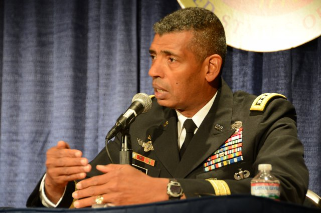 Gen. Vincent Brooks. US Army Photo