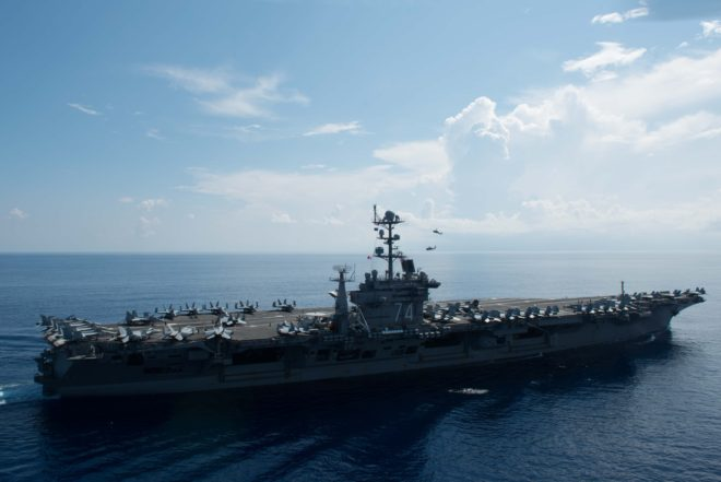 Opinion: It's Time to Rethink U.S. Carrier CONOPS