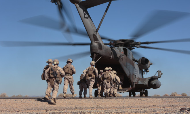 USMC Emphasizing Spare Parts, Maintainer Training To Regain Aviation Readiness: A Headquarters Perspective