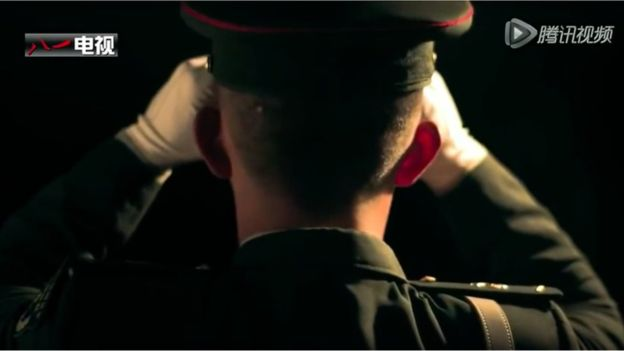 Video: Chinese Military Rap Song Recruitment Ad